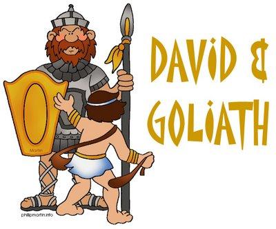 David und goliath clipart image freeuse download David and goliath clip art - ClipartFest image freeuse download