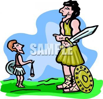 David und goliath clipart clip transparent library Goliath in the Bible Clip Art – Clipart Free Download clip transparent library