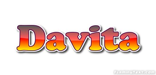 Davita logo clipart