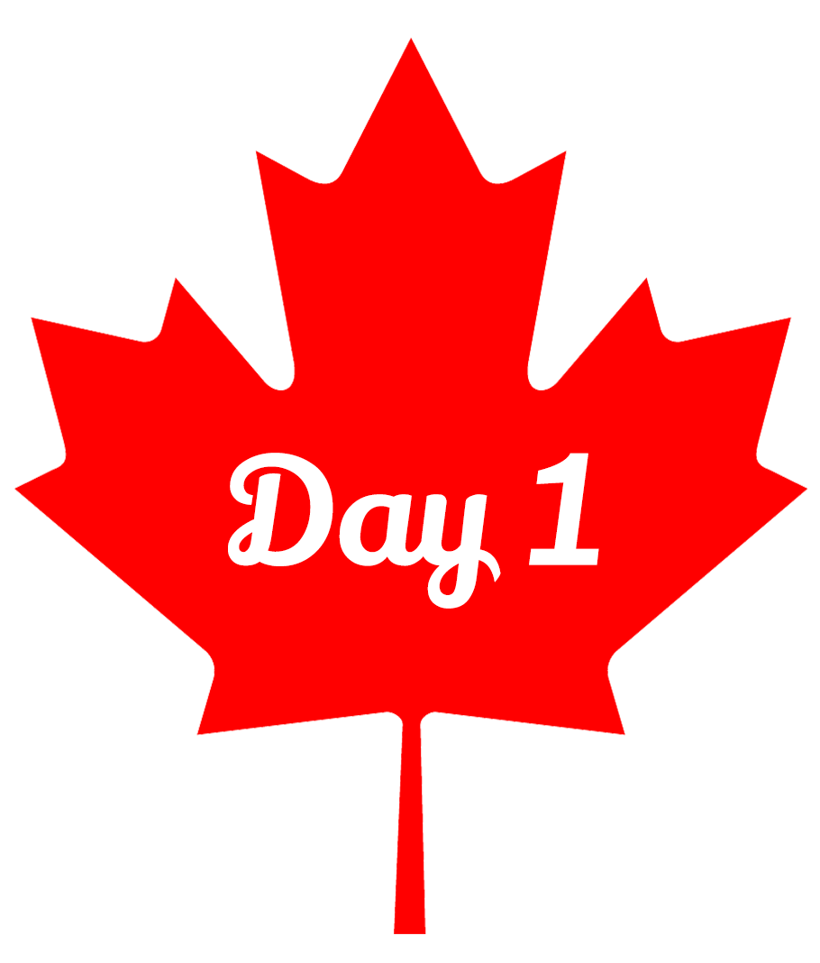 Day 1 clipart picture freeuse download HelloSociety Influencer Meetup 2014: Toronto, Canada ... picture freeuse download