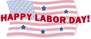 Day 1 clipart image stock Free Labor Day Clipart - Graphics image stock