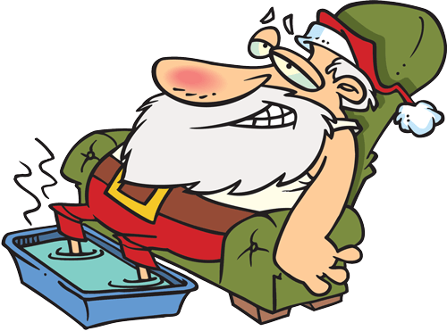 Day after christmas clipart svg transparent library Christmas is over! svg transparent library