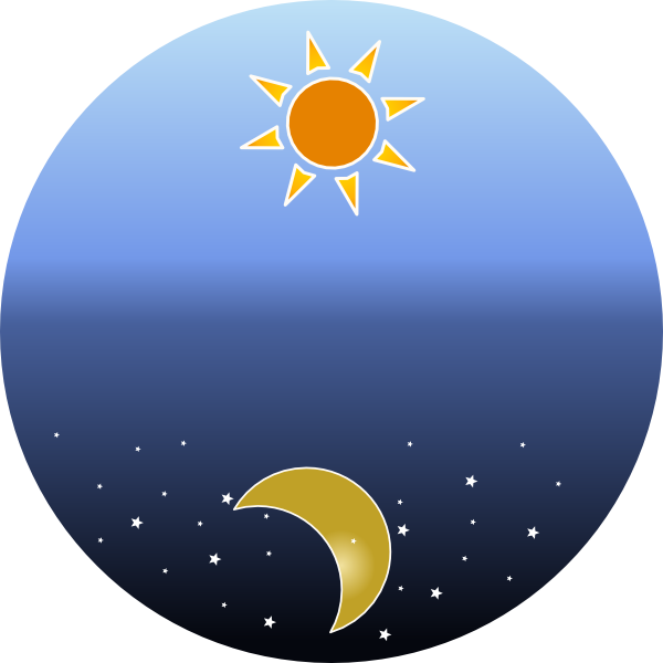 Day and night clipart animated png download Download DAYLIGHT Free PNG Transparent Ima #351485 - Clipartimage.com png download