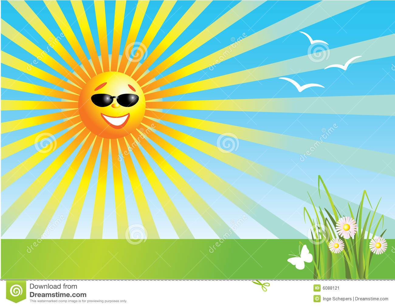 Day clipart clip art royalty free Sunny day clipart 6 » Clipart Portal clip art royalty free