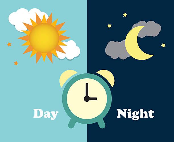 Day night clipart clip art transparent stock Day and night clipart » Clipart Station clip art transparent stock