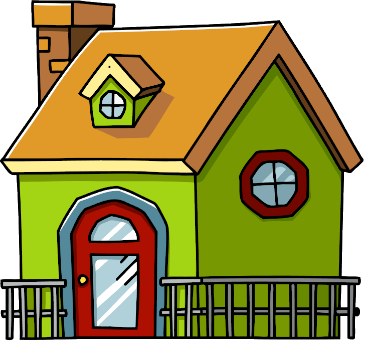 Image png scribblenauts wiki. Daycare house clipart