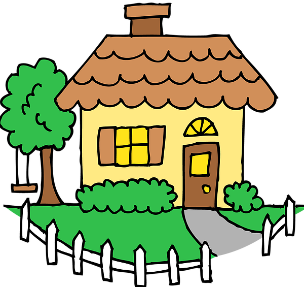 Daycare house clipart. Childcare about me