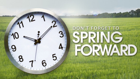 Daylight savings time clipart spring forward png download It\'s Time To Spring Forward, Daylight Saving Time | The Tony Burgess ... png download