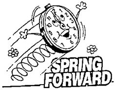 Daylight savings time clipart spring forward graphic transparent Daylight Savings Time Clipart Group with 75+ items graphic transparent