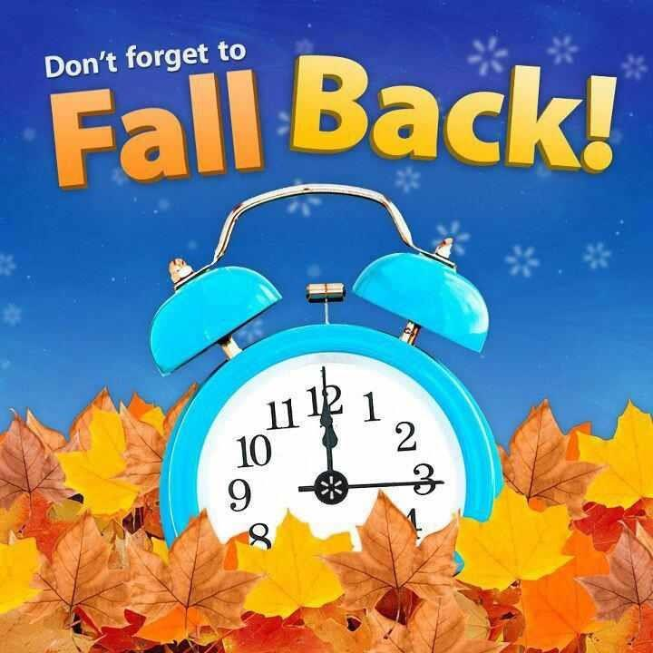 Daylight savings time fall back clipart picture transparent download 50+ Amazing Daylight Saving Time Ends Wish Pictures picture transparent download
