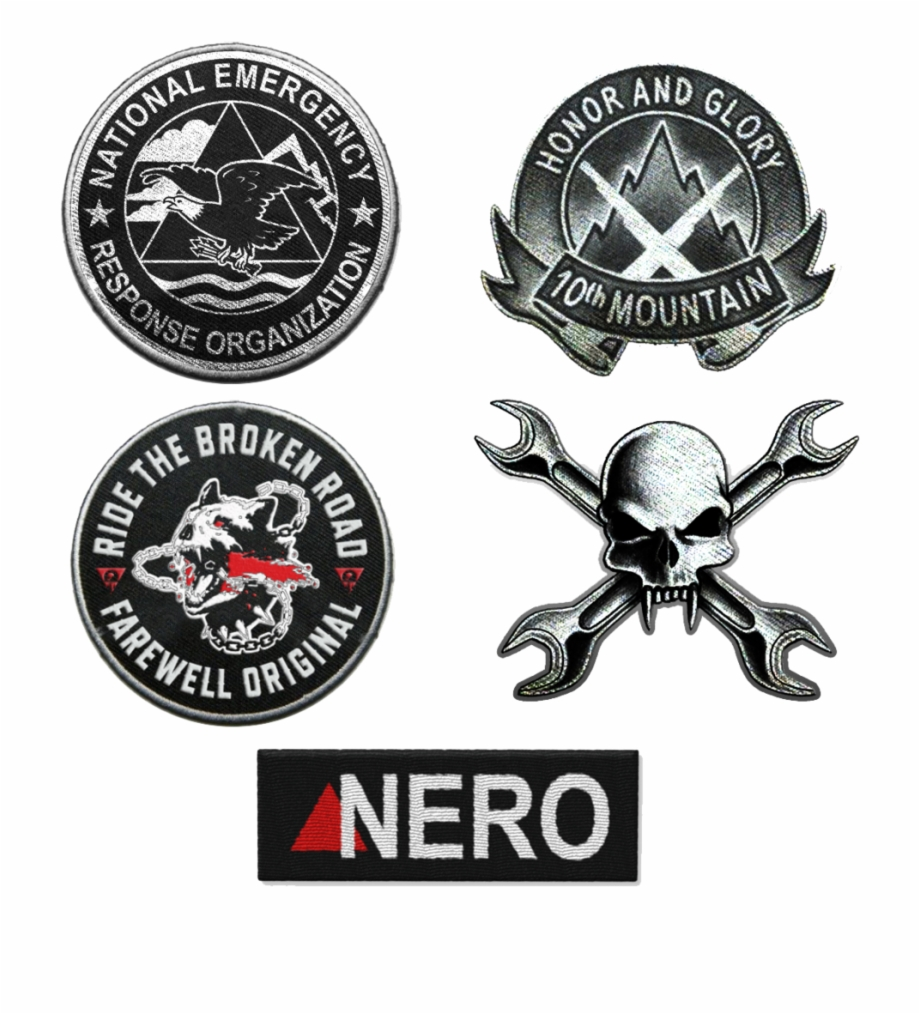 Days gone clipart clip art library download Days Gone Ps4 Dlc And Fabric Patches - Days Gone Mongrel Mc Logo ... clip art library download