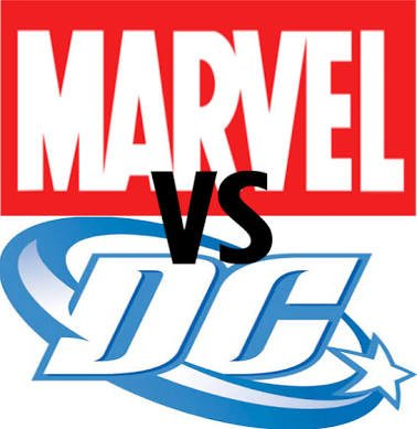 Dc and marvel clipart clipart freeuse stock Marvel Vs Dc Facts (@MarvelVsDcFacts) | Twitter clipart freeuse stock