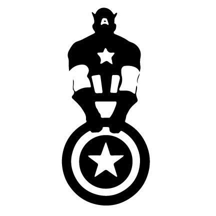 Dc comics clipart black and white marvel jpg freeuse stock Pin by John Cantu on Birthday Party Ideas | Clipart black, white ... jpg freeuse stock