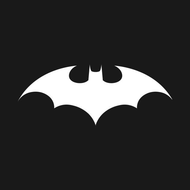 Dc nightwing insignia clipart black and white jpg black and white stock Check out this awesome \'Batman+-+Jim+Lee\' design on @TeePublic ... jpg black and white stock