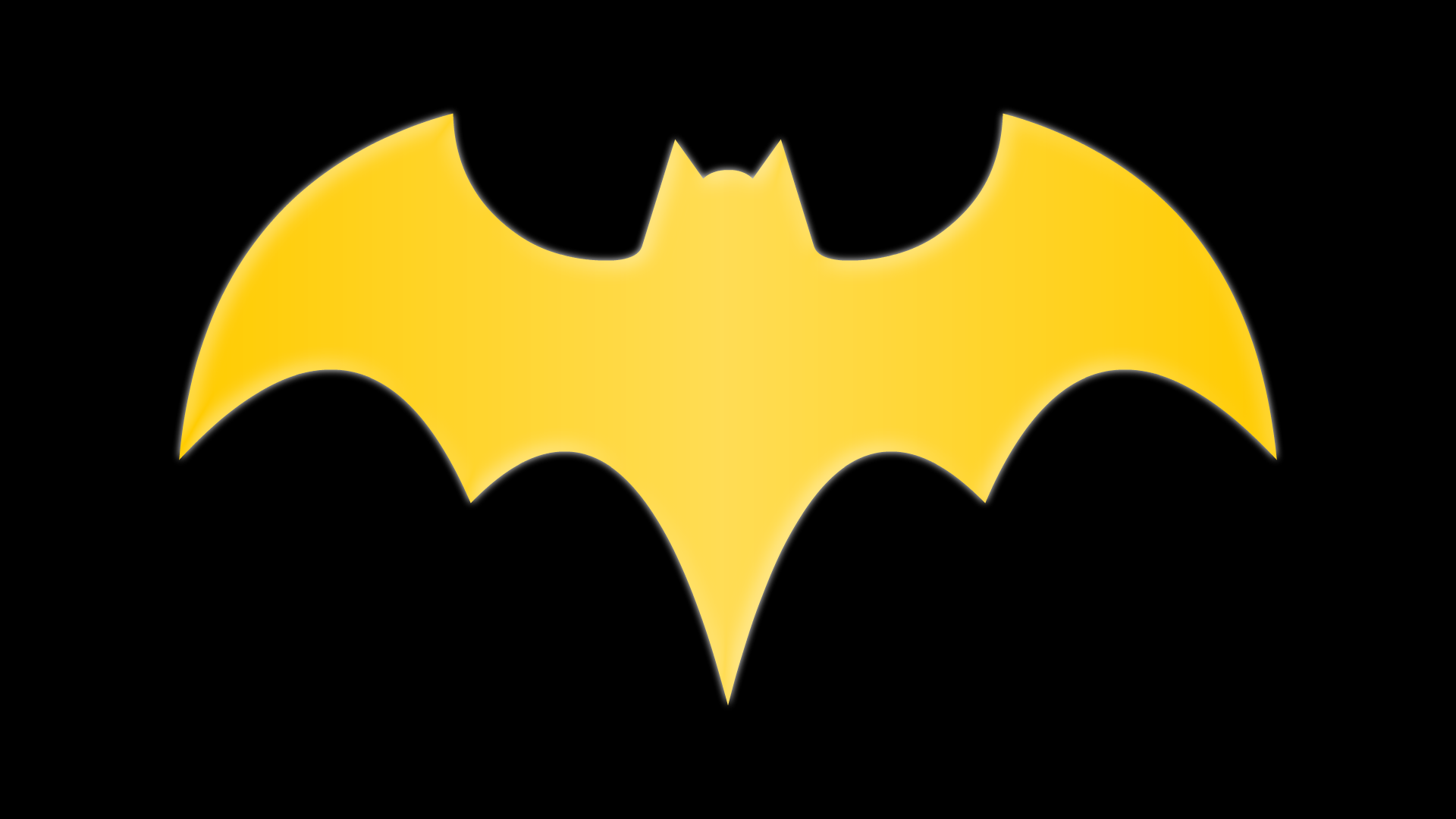 Dc nightwing insignia clipart black and white freeuse Batgirl Symbol by Yurtigo on DeviantArt | Batman & Batgirl | Batgirl ... freeuse
