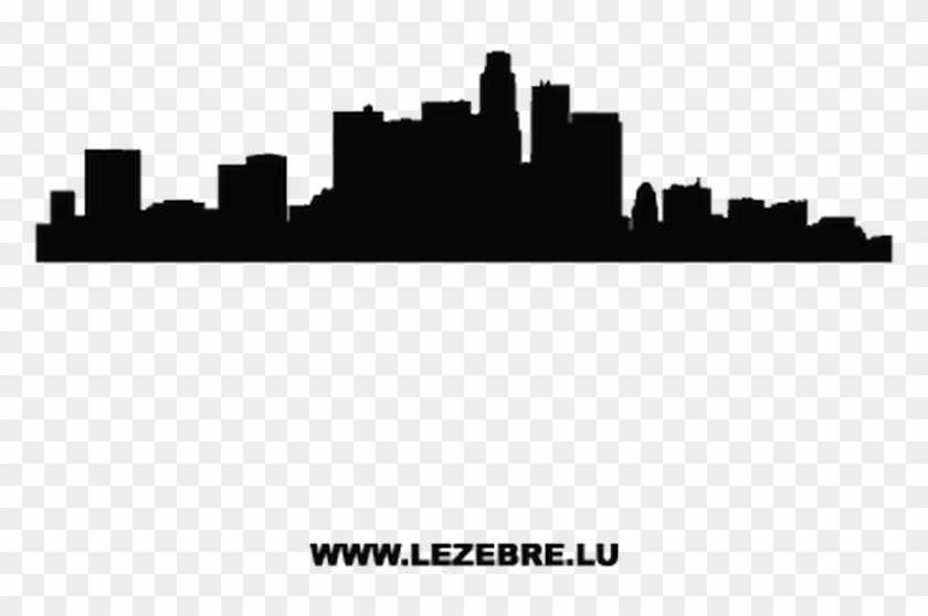 Dc skyline clipart free stock Silhouette Los Angeles Decal - Washington Dc City Outline - Free ... free stock