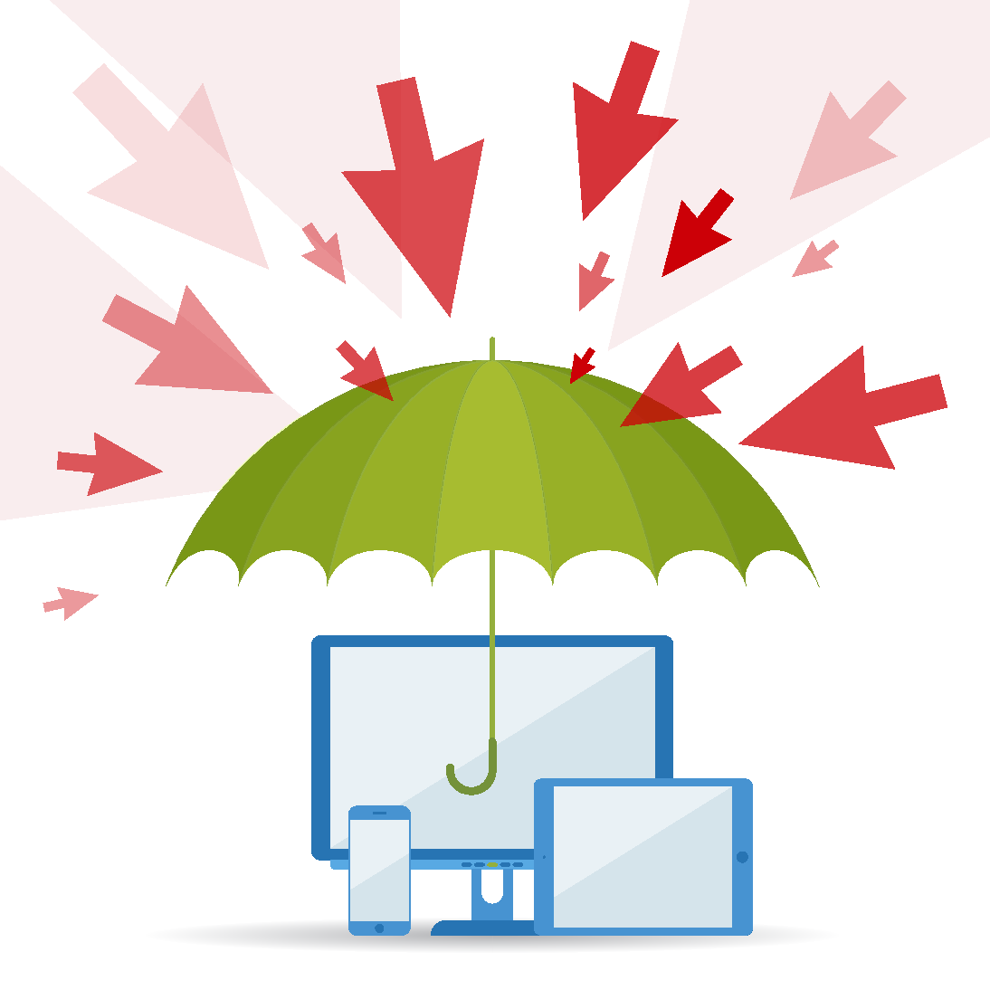 Ddos clipart graphic freeuse Distributed Denial of Service (DDoS) Attacks - GovOffice ... graphic freeuse