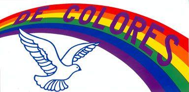 De colores rooster clipart svg download De Colores Rooster Clip Art   88773 Bumper Sticker - DeColores ... svg download