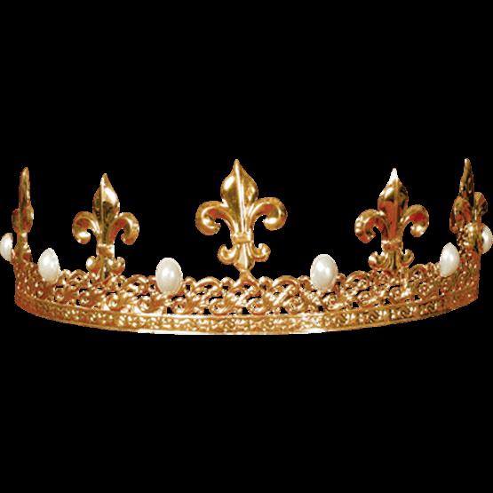 De fleur crown clipart graphic transparent Fleur De Lis Crown PNG Transparent Fleur De Lis Crown.PNG Images ... graphic transparent