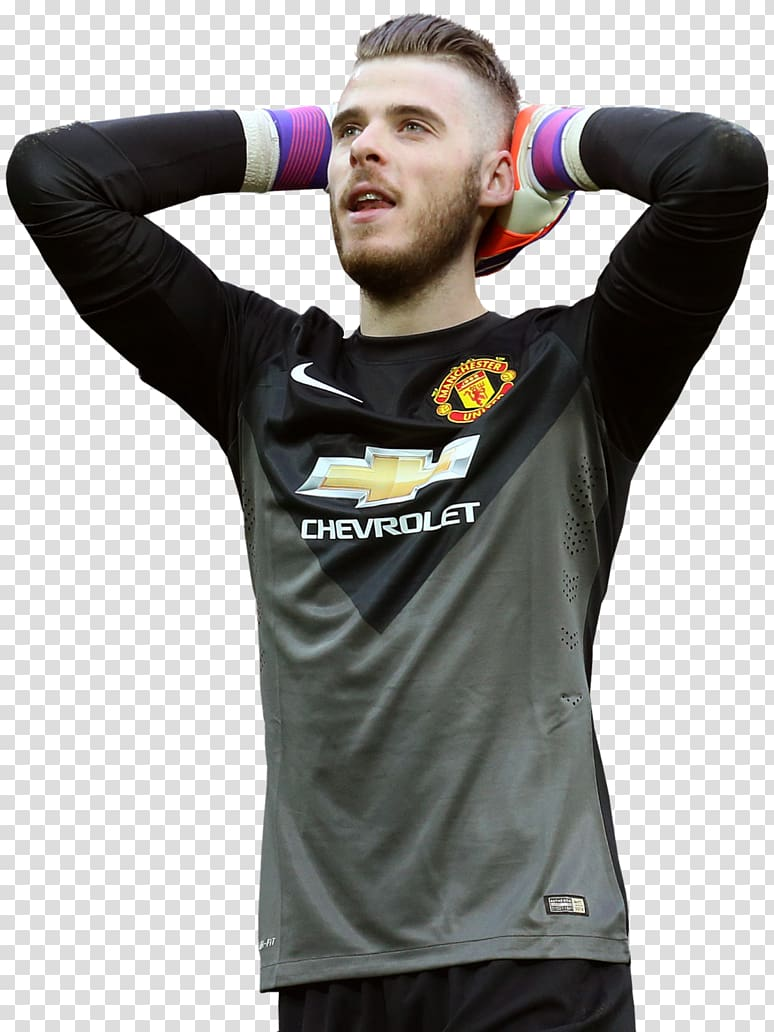 De gea clipart clipart black and white download David de Gea Manchester United F.C. Football player Premier League ... clipart black and white download