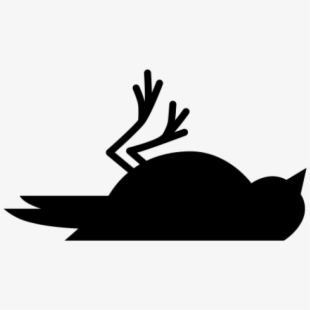 Dead animal clipart stock Animal Death Cliparts - Dead Bird Clipart #651599 - Free Cliparts on ... stock