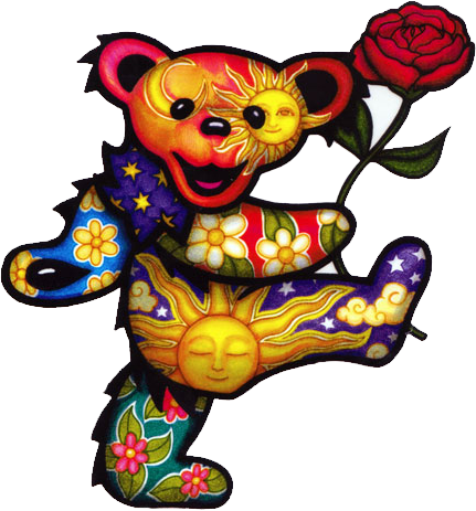 Dead bear clipart image stock Grateful dead teddy bear clipart images gallery for free download ... image stock