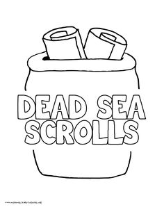 Dead sea scrolls clipart transparent 9 Best wall artwork images in 2014 | Bible coloring pages, Sunday ... transparent