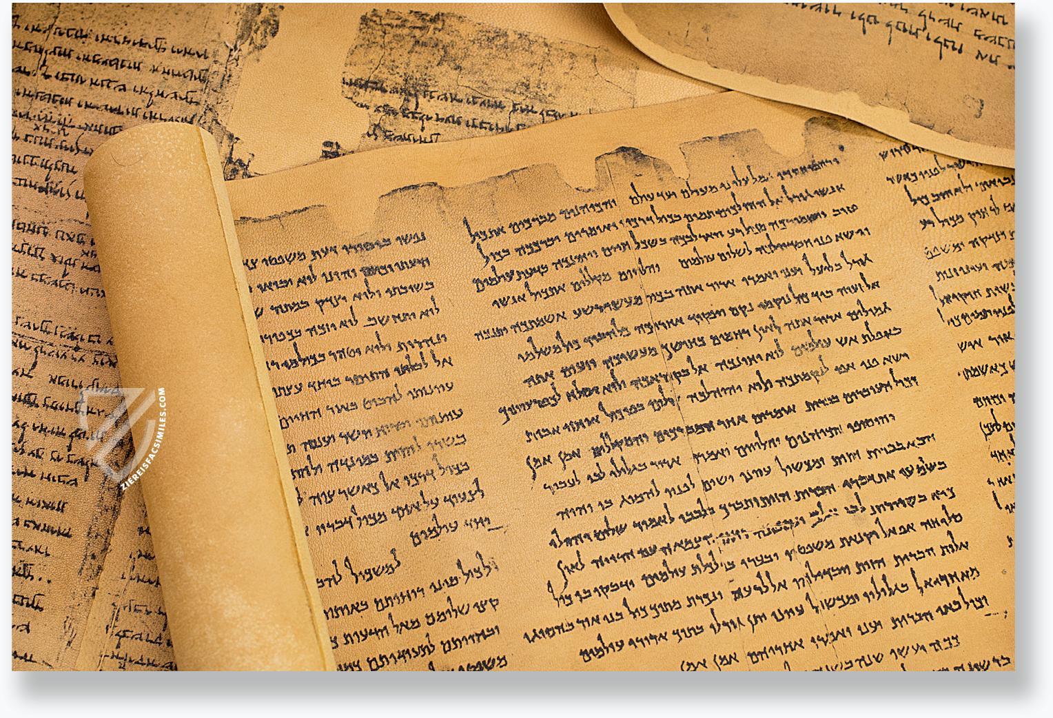 Dead sea scrolls clipart vector black and white stock Dead Sea Scrolls – Facsimile vector black and white stock