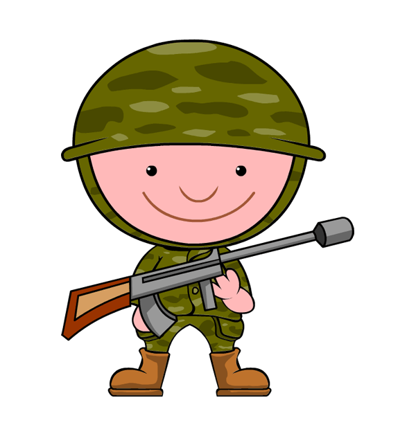 Free Angry Soldier Cliparts, Download Free Clip Art, Free Clip Art ... free