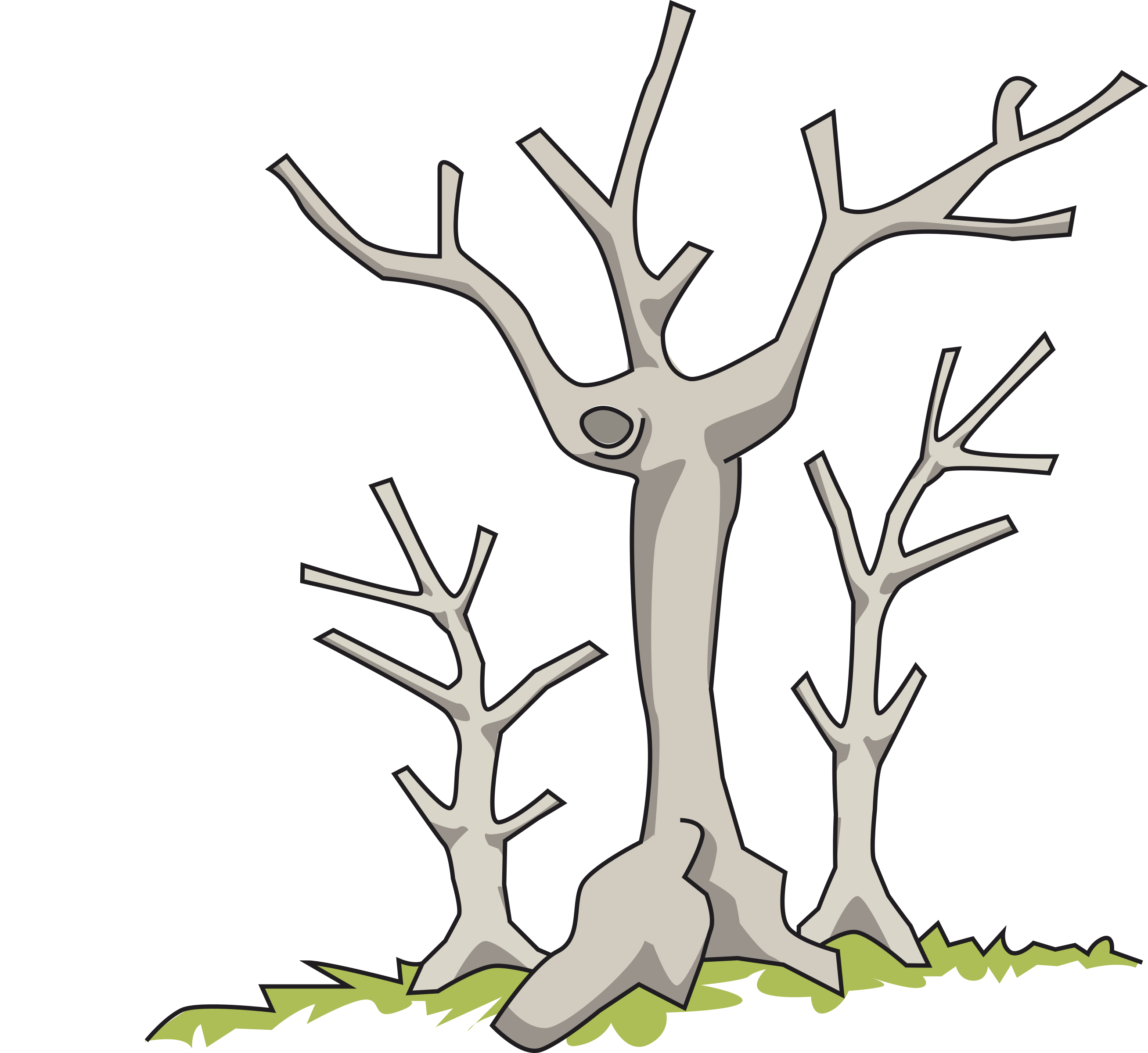 Dead tree border clipart clip art library download Dead trees Icons PNG - Free PNG and Icons Downloads clip art library download
