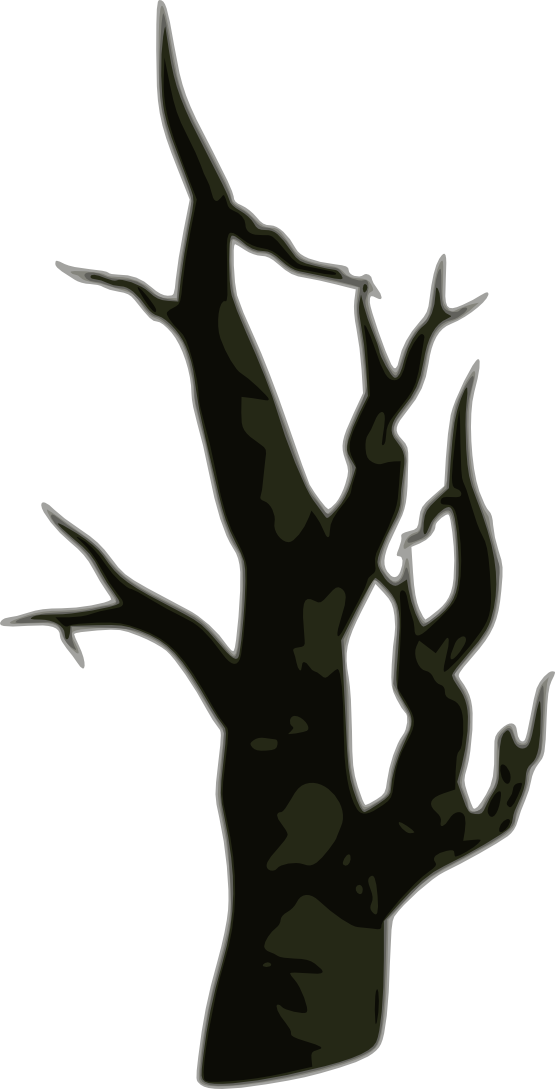 Dead tree clipart black and white svg royalty free library clipartist.net » Clip Art » dead tree black white line art SVG svg royalty free library