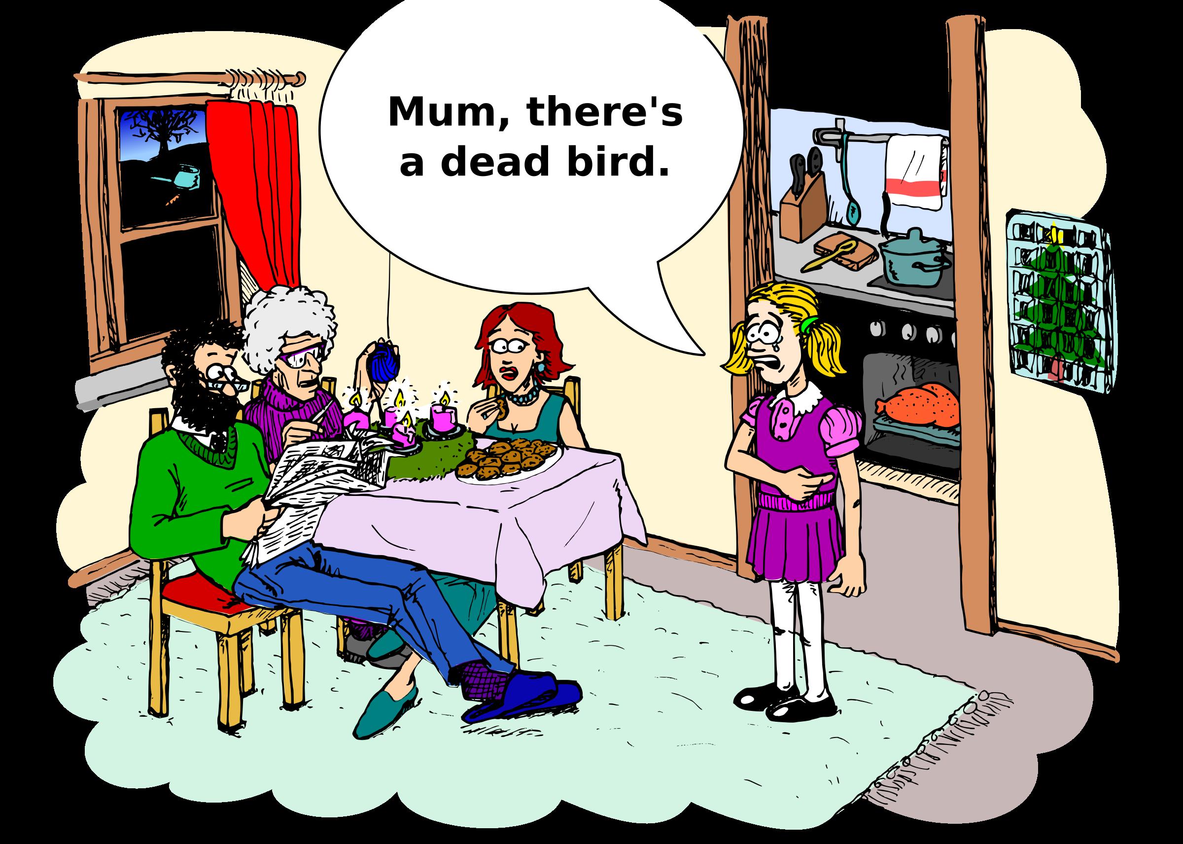 Dead turkey clipart jpg transparent Clipart - dead bird jpg transparent