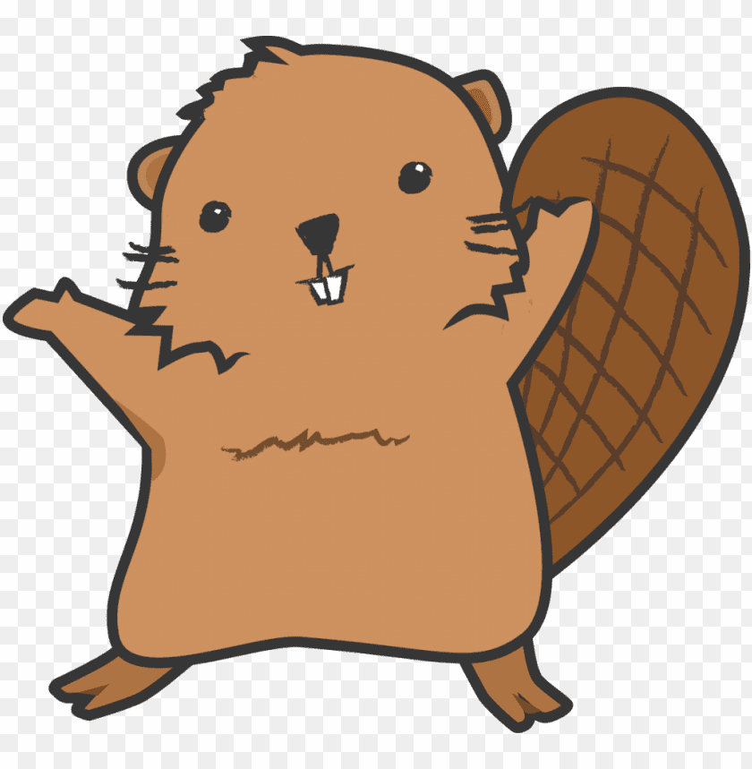 Deadbeaver clipart png royalty free download Free Png الفأر Png Images Transparent - Beaver Clipart Png - Full ... png royalty free download