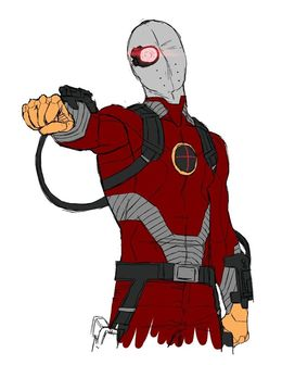 Deadshot clipart free download Download deadshot dc redesign clipart Deadshot Roy Harper DC Comics free download