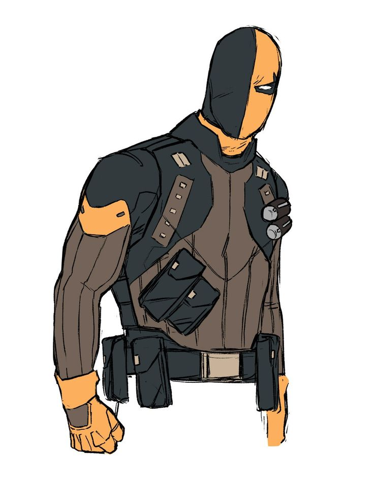 Deadshot clipart png black and white stock Download kris anka deathstroke clipart Deathstroke Batman Deadshot ... png black and white stock
