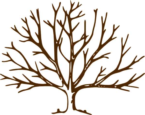 Deadtree clipart picture black and white download This dead tree clip art is | Clipart Panda - Free Clipart Images picture black and white download