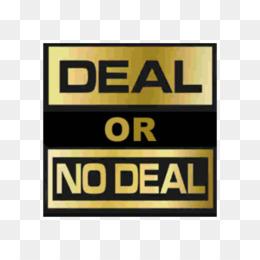 Deal or no deal clipart clip art transparent stock Free download No Sign png. clip art transparent stock