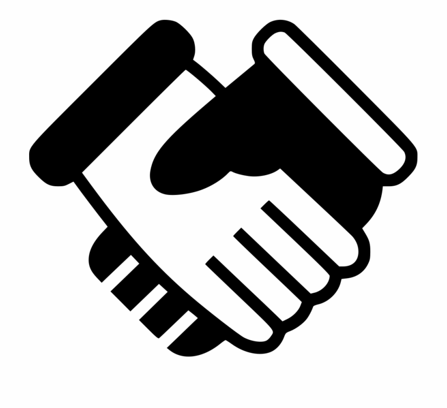 Deal with it clipart vector free Hand Shake Deal Finance Online Svg Png Icon Free Download - Deal ... vector free