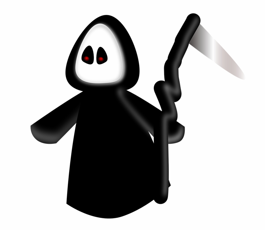 Death clipart free vector library download Reaper, Death, Dead, Parka, Funny, Scythe - Death Clip Art Free PNG ... vector library download