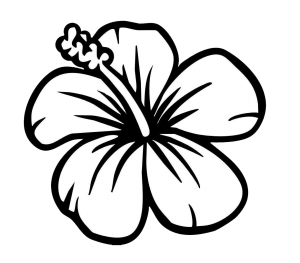 Death marked love clipart black and white svg free stock 999+ Flower Clipart Black And White [Free Download] - Cloud Clipart svg free stock