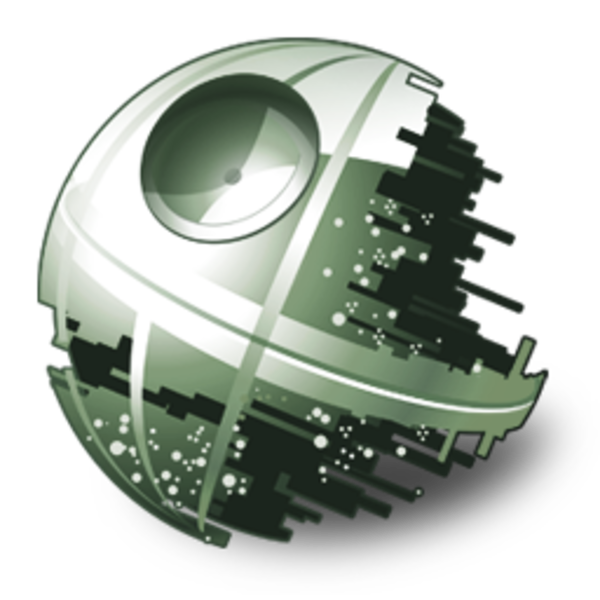 Death star clipart png jpg library download Death Star Icon | Free Images at Clker.com - vector clip art online ... jpg library download