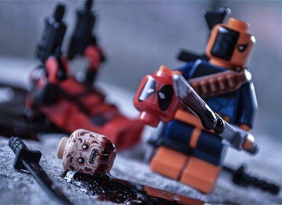 Deathstroke vs deadpool clipart.  best ideas about
