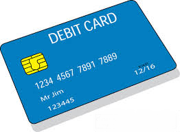 Debit card clipart freeuse Are Debit Cards Really Worth Using Over Credit Cards? | Make Cash ... freeuse