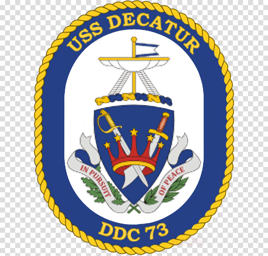 Decatur clipart picture free stock uss decatur ddg 73 clipart USS Decatur (DDG-73) Arleigh Burke-class ... picture free stock