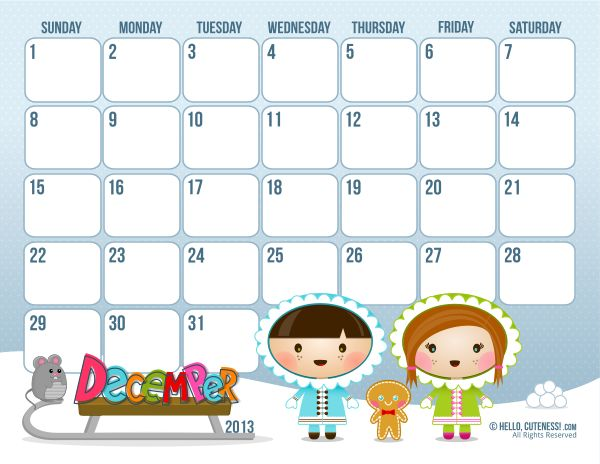 December 2013 calendar clipart image download 1000+ ideas about December 2013 Calendar on Pinterest | January ... image download