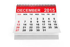 December 2015 calendar clipart jpg stock 2015 Calendar: Month Of December Stock Illustration - Image: 45462308 jpg stock
