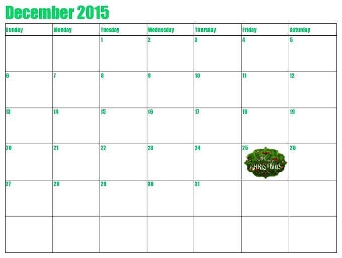 December 2015 calendar clipart image free download Ramadan 2015 Calendar Clipart - Clipart Kid image free download