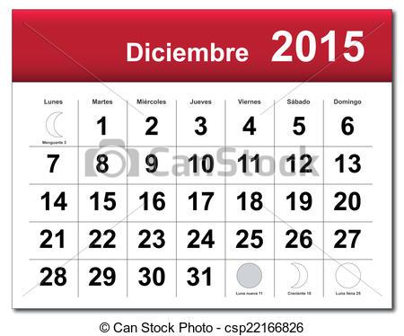 December 2015 calendar clipart png freeuse download December 2015 Calendar Printable Calendars - Clipart Kid png freeuse download