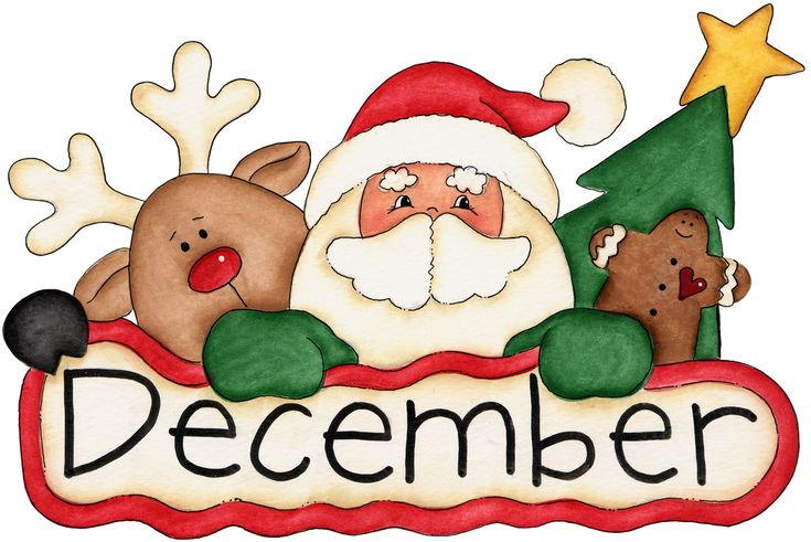 December banner clipart clip art black and white library clipart-banner-december-11 - Saint Athanasius Catholic Academy clip art black and white library