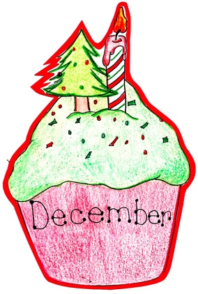 December birthday clipart free graphic stock Free December Birthday Cliparts, Download Free Clip Art, Free Clip ... graphic stock